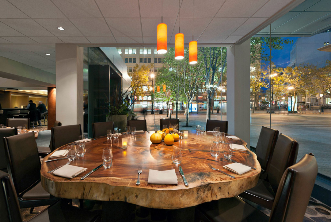 Top 10 San Francisco power lunches