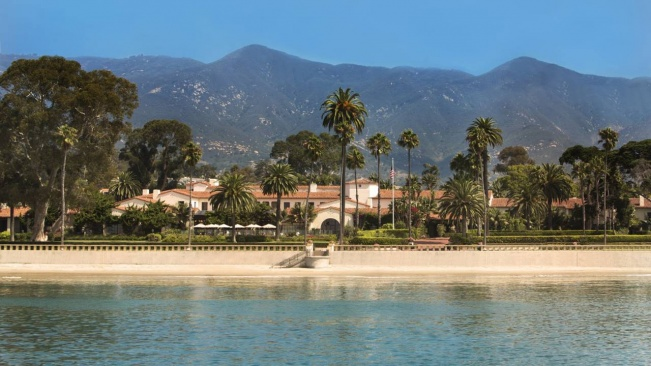 Four Seasons Biltmore Hotel Santa Barbara