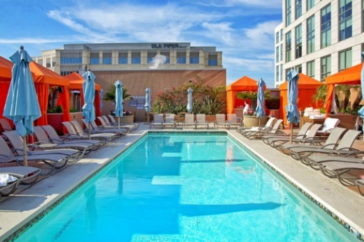 The Four Seasons Silicon Valley's Incredible Pool The Perfect Staycation Getaway