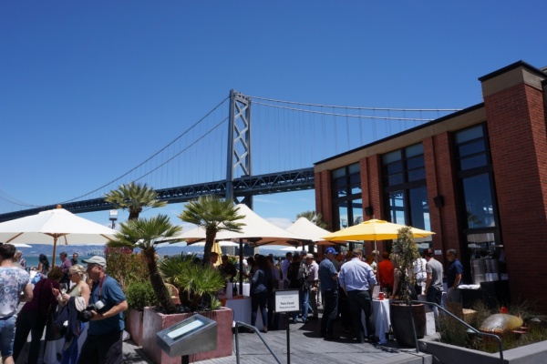 Epic Steakhouse's High On The Hog Fundraiser On A Gorgeous Summer Day In San Francisco & Some Fabulous Summer Fashion