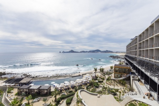 The Cape A Thompson Hotel, One of The Chicest New Hotels in Cabo San Lucas Mexico
