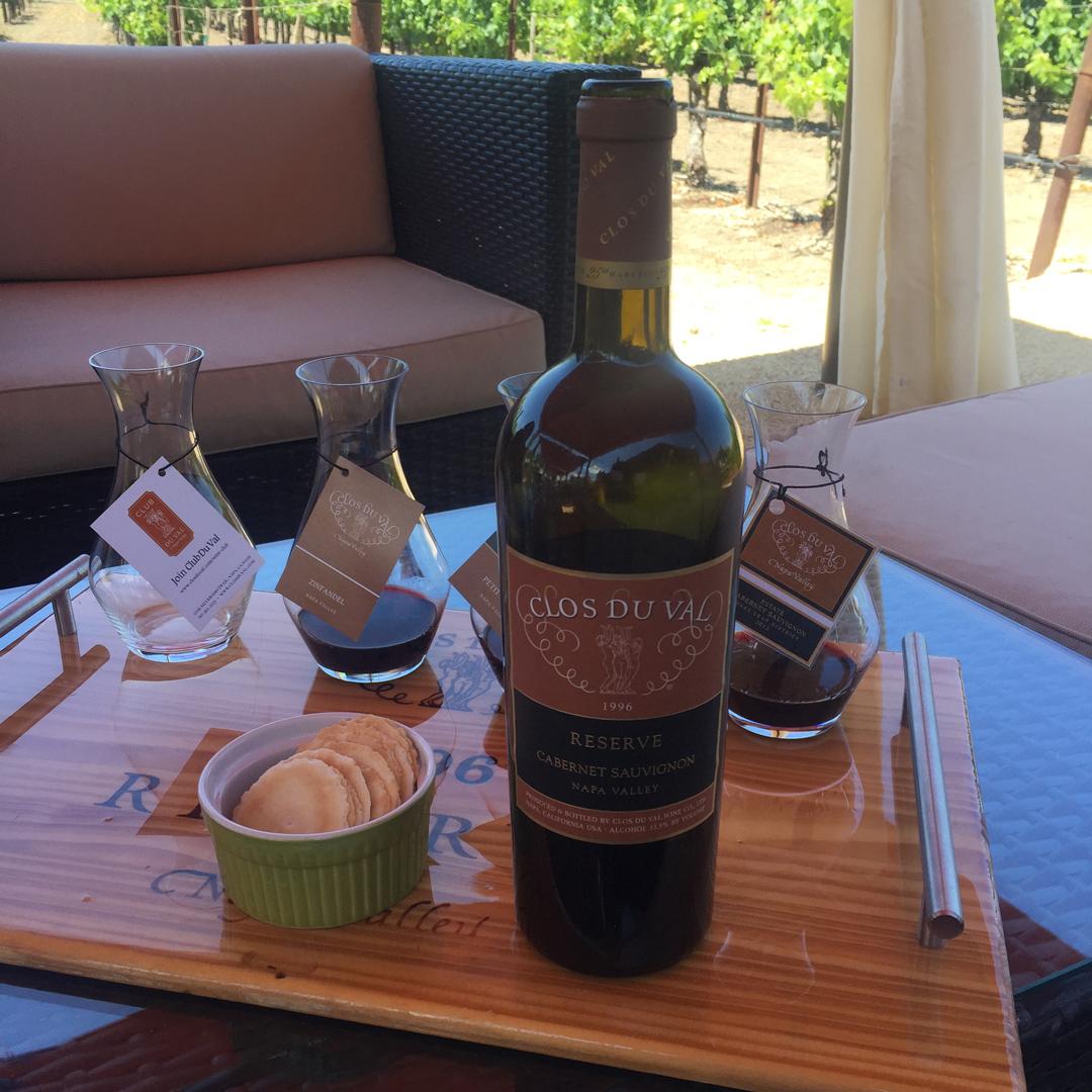 Clos-Du-Val-Winery