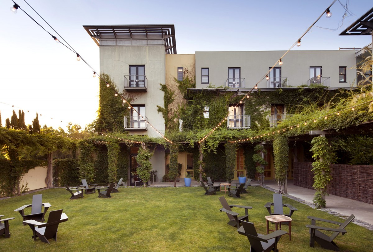 The Incredible Hotel Healdsburg in Downtown Healdsburg | The ...