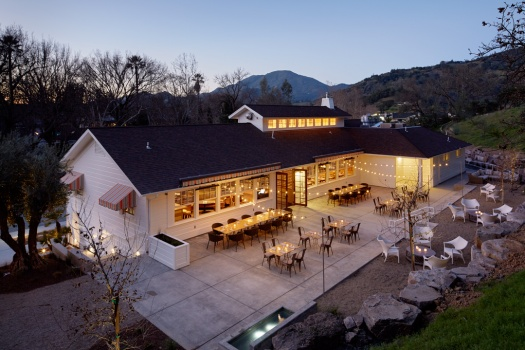 Calistoga's Sam's Social Club A New Hot Spot in The Indian Springs Resort