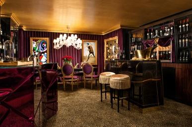 The JCB Tasting Lounge at The Ritz Carlton San Francisco