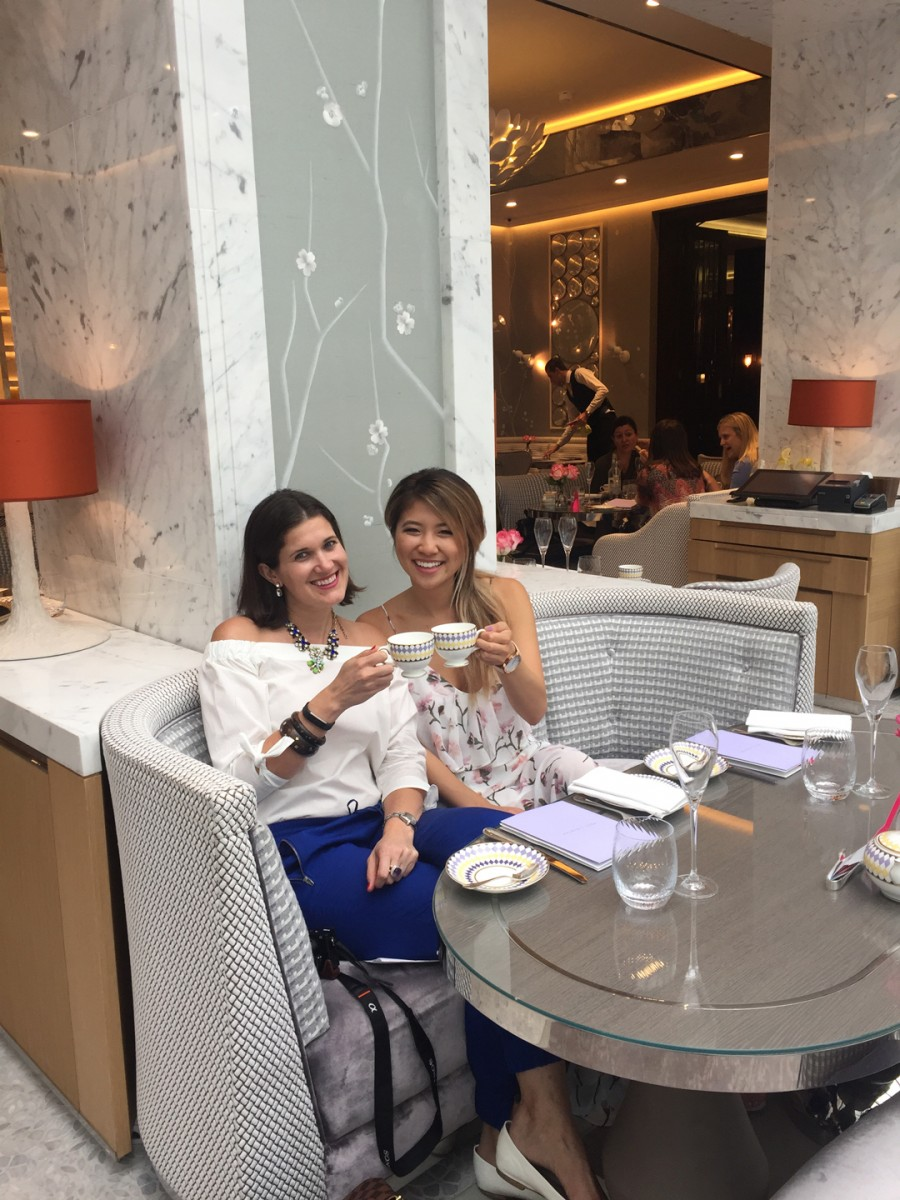 High Tea at The Berkeley London