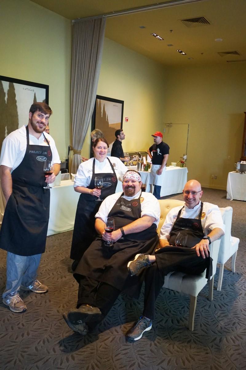 Hotel Healdsburg Project Zin
