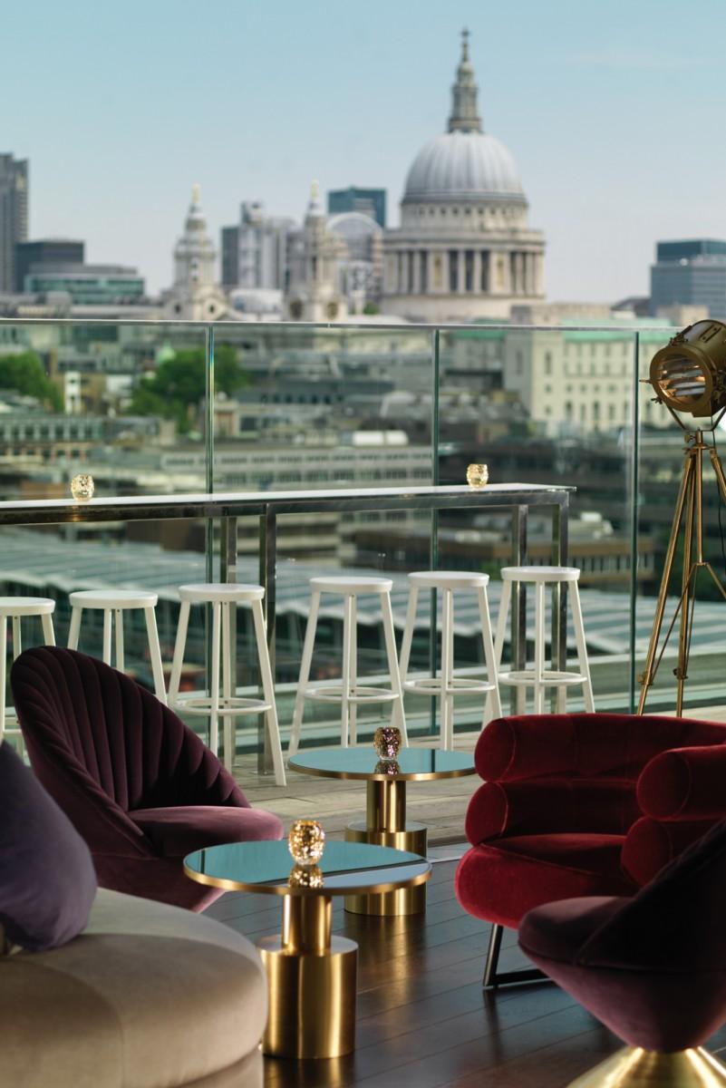 The Mondrian London