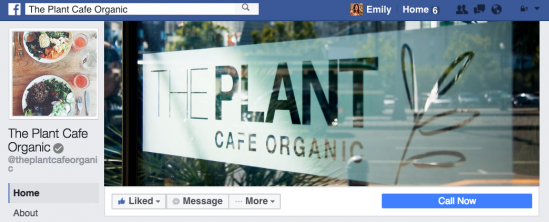The Plant Cafe