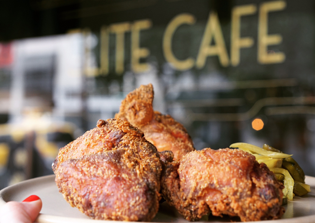 Top 10 San Francisco Fried Chicken