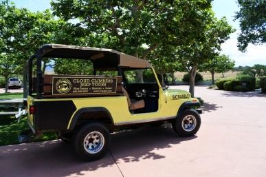 The Gainey Vineyard Incredible Jeep Tour a Santa Barbara must!