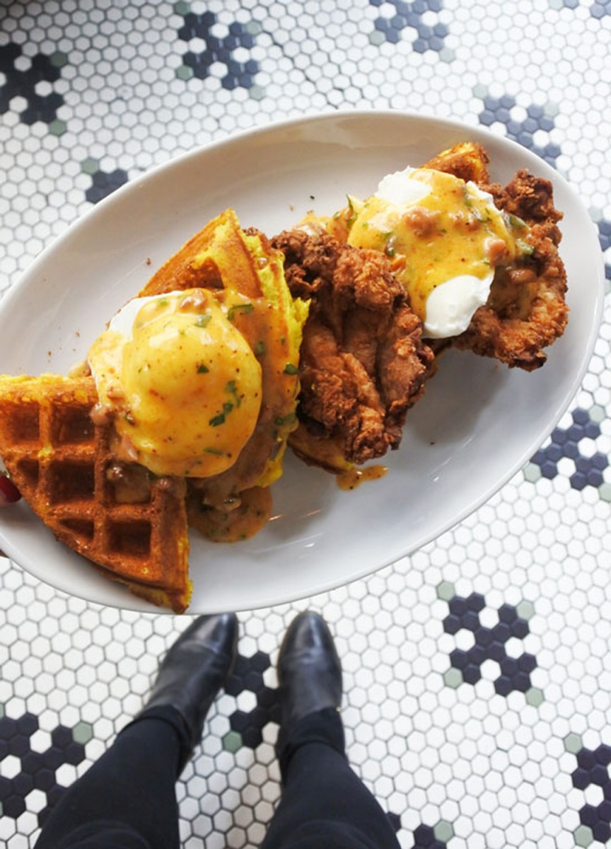 San Francisco's Top 10 Fried Chicken