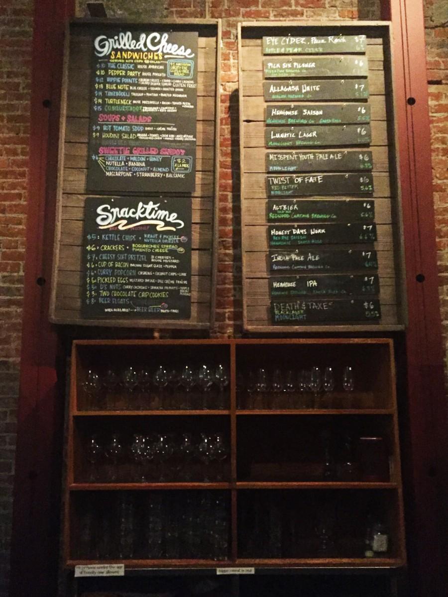 Healdsburg Bars