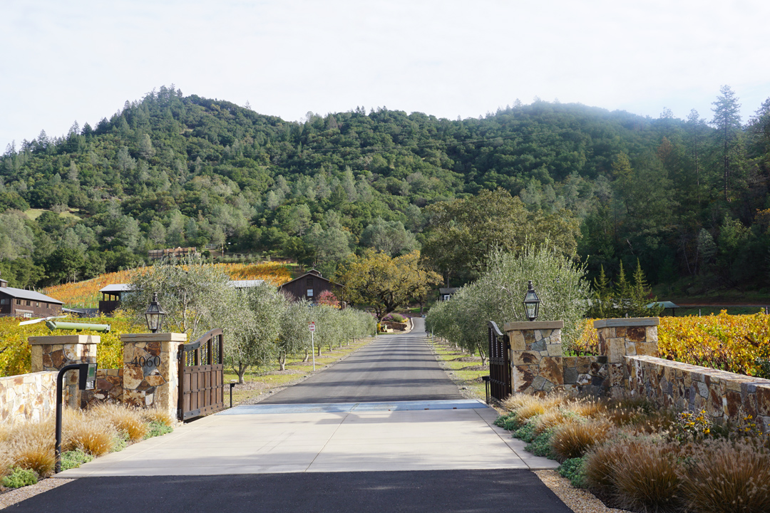 Davis Estates Napa