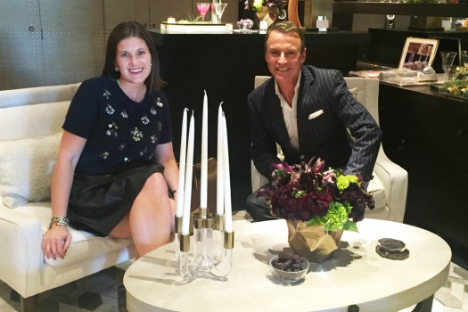 Interview with charming, talented and creative Event Planner Colin Cowie