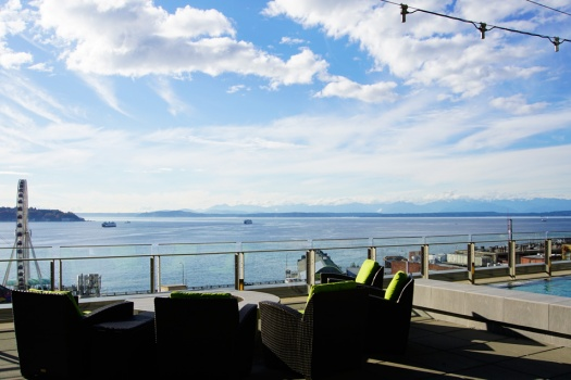 Four Seasons Seattle With Spectacular Puget Sound Views