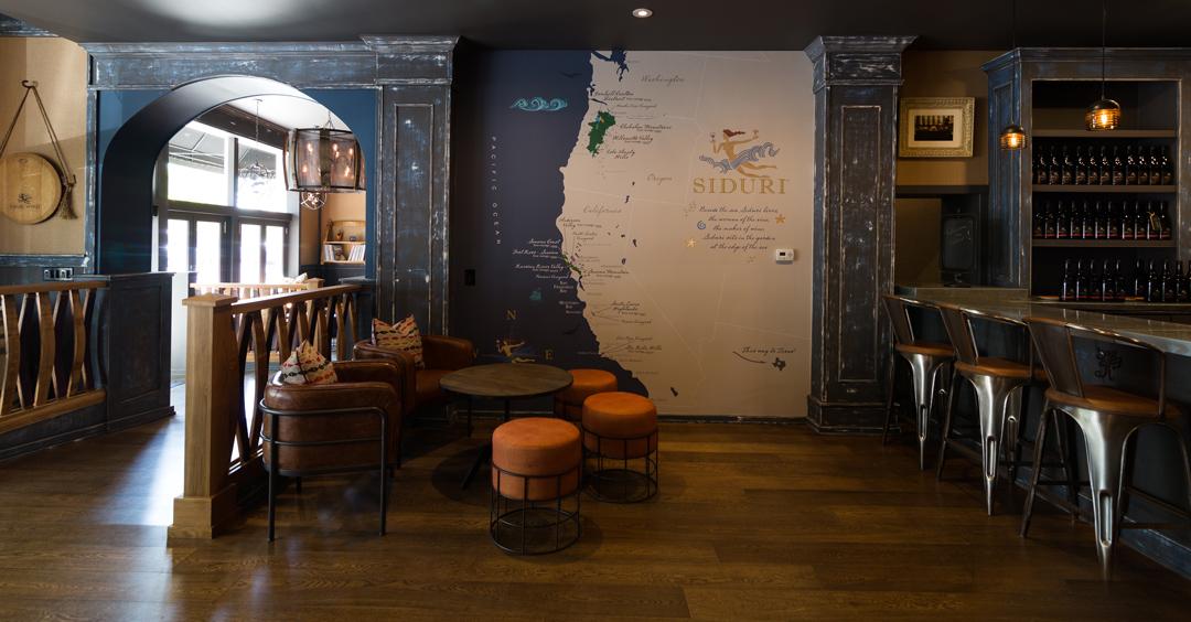 Healdsburg Top 10 Tasting Rooms
