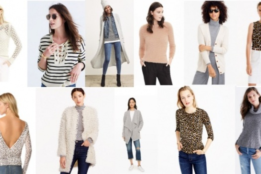 Shop Fall Sweaters I Adore