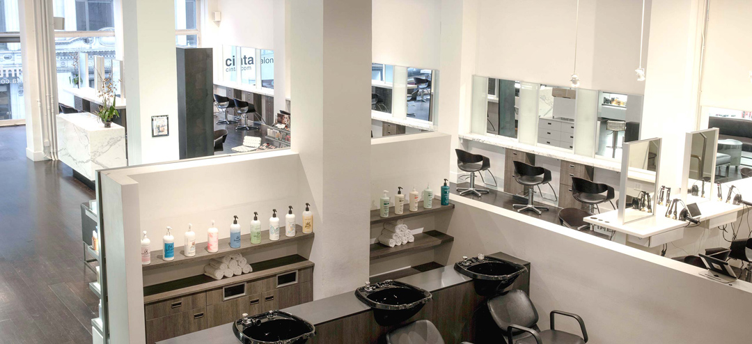 San Francisco Salons & Blowouts