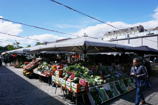 Torvehallerne A High-End Copenhagen Market To Explore