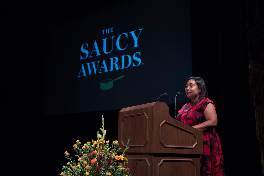 San Francisco's Saucy Awards