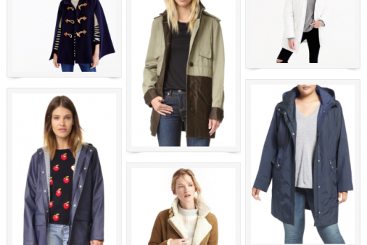 Some Fabulous Fall Jackets To Shop