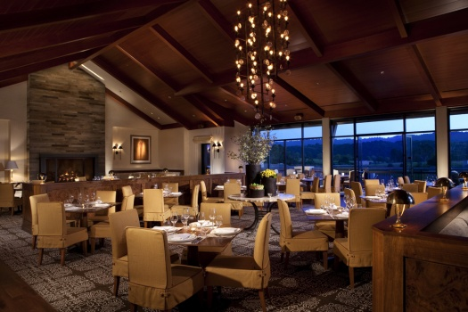 The Rosewood Sand Hill's Spectacular Madera Restaurant