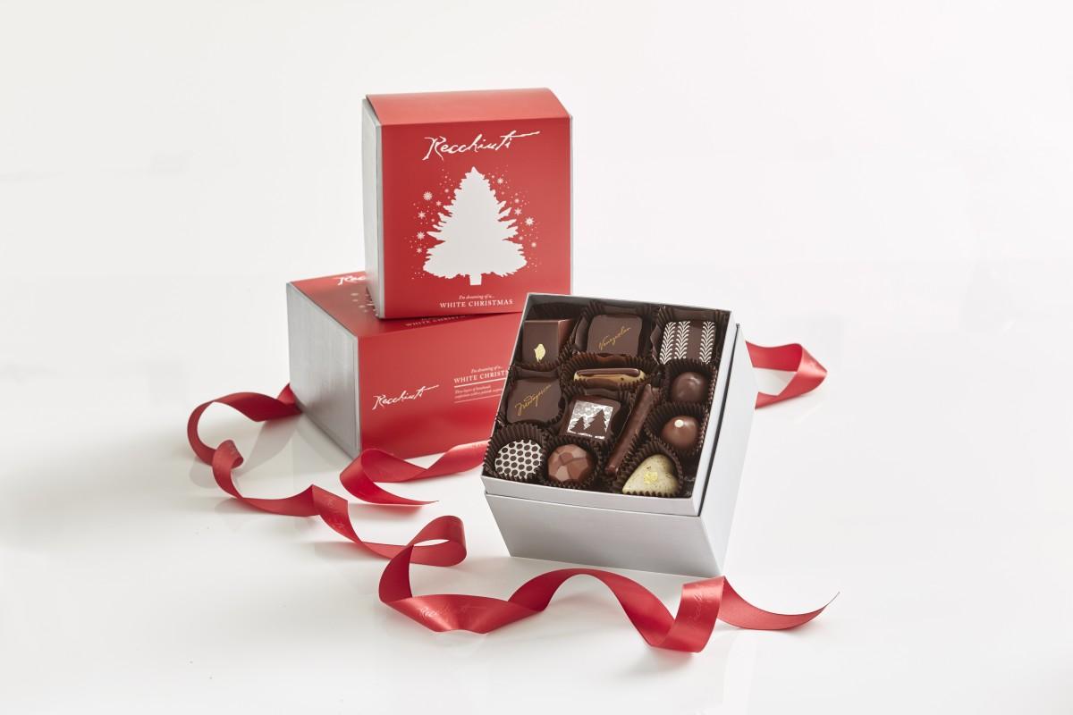 Recchiuti Confections - White Christmas Truffles