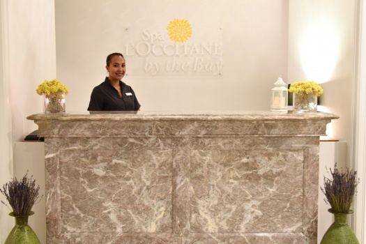 Spa L'Occitane By The Bay at The Ritz Carlton San Francisco