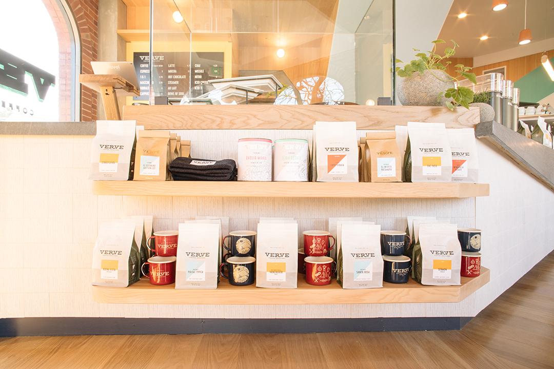 Verve Cafe San Francisco