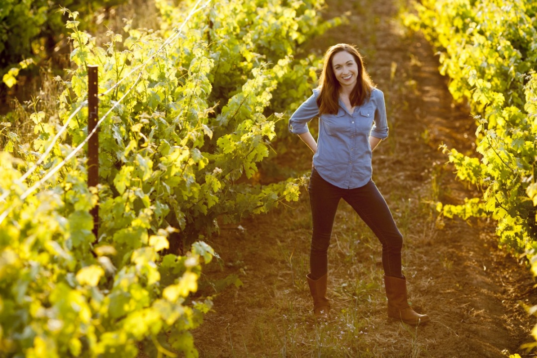Arrowood Winery Winemaker Kristina Werner