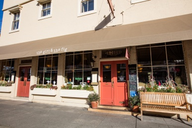 Sonoma's Adored Girl & the Fig