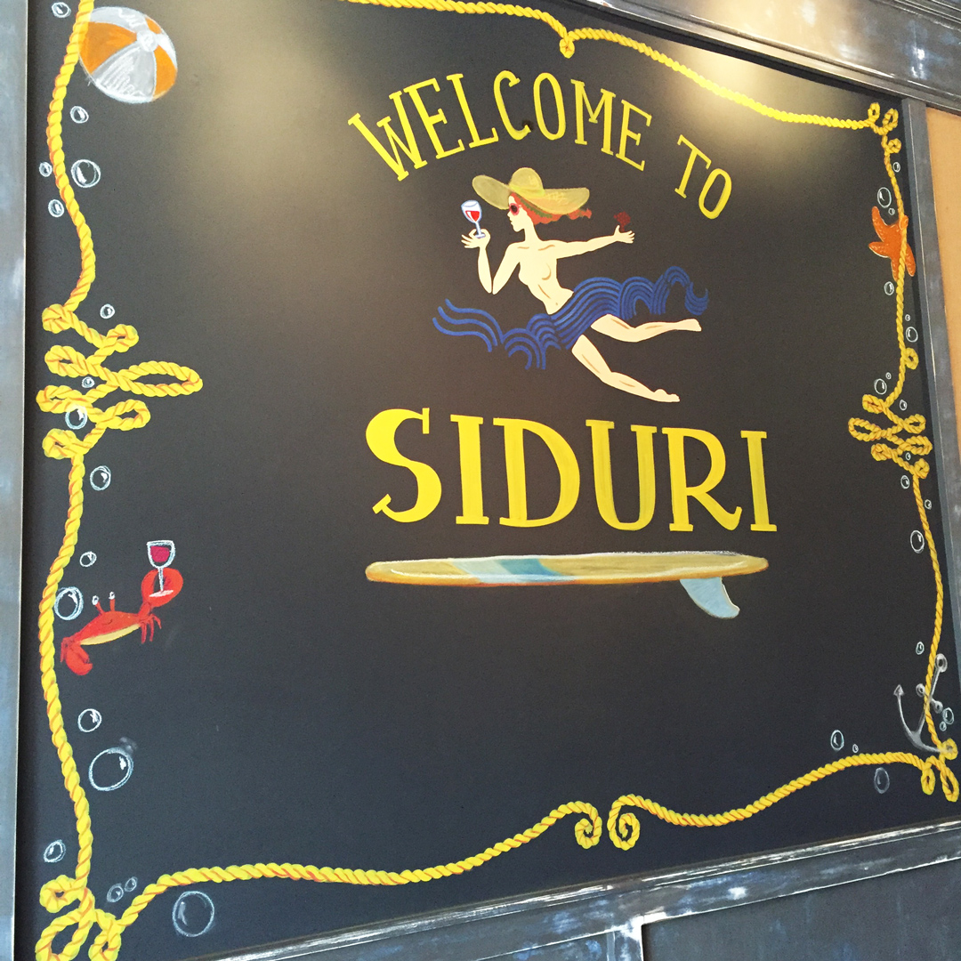 Siduri Wine Bar & Tasting Lounge in Downtown Healdsburg