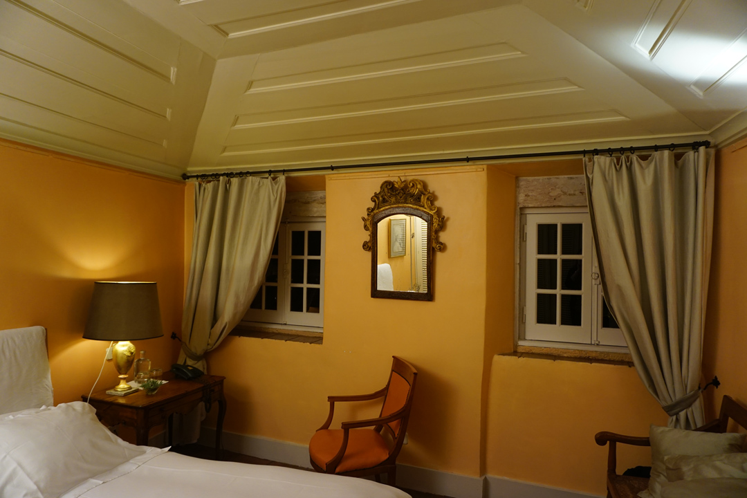 The-Belmonte-Palace Terrace Suite