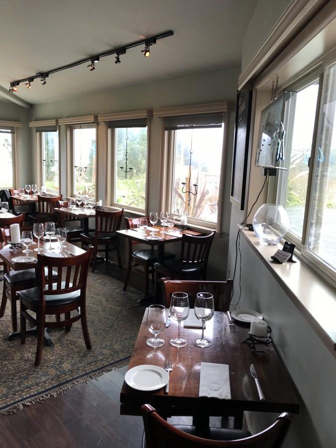 Wild Fish Restaurant Mendocino