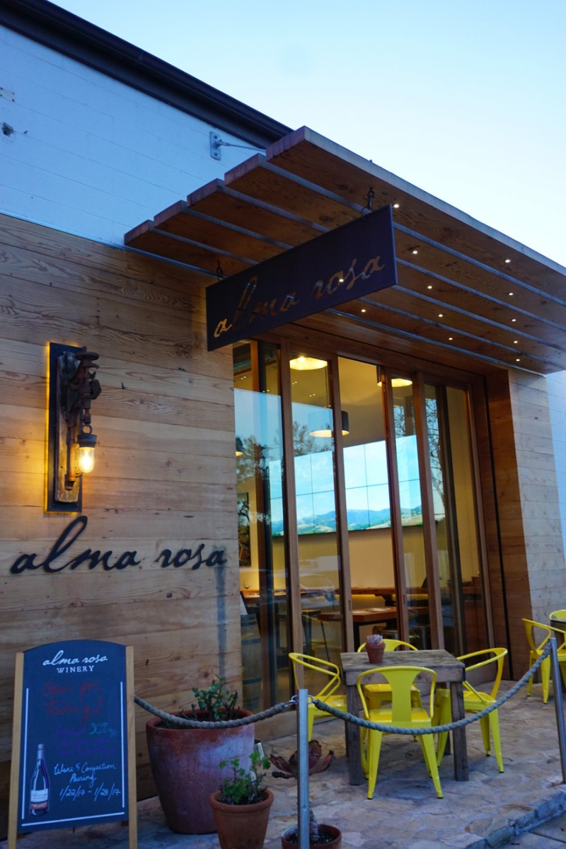 Alma Rosa Winery