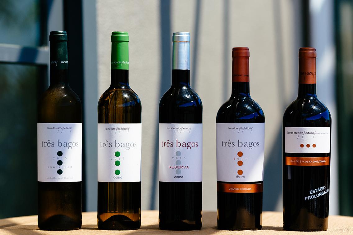 Lavradores De Feitoria Wine Douro Portugal