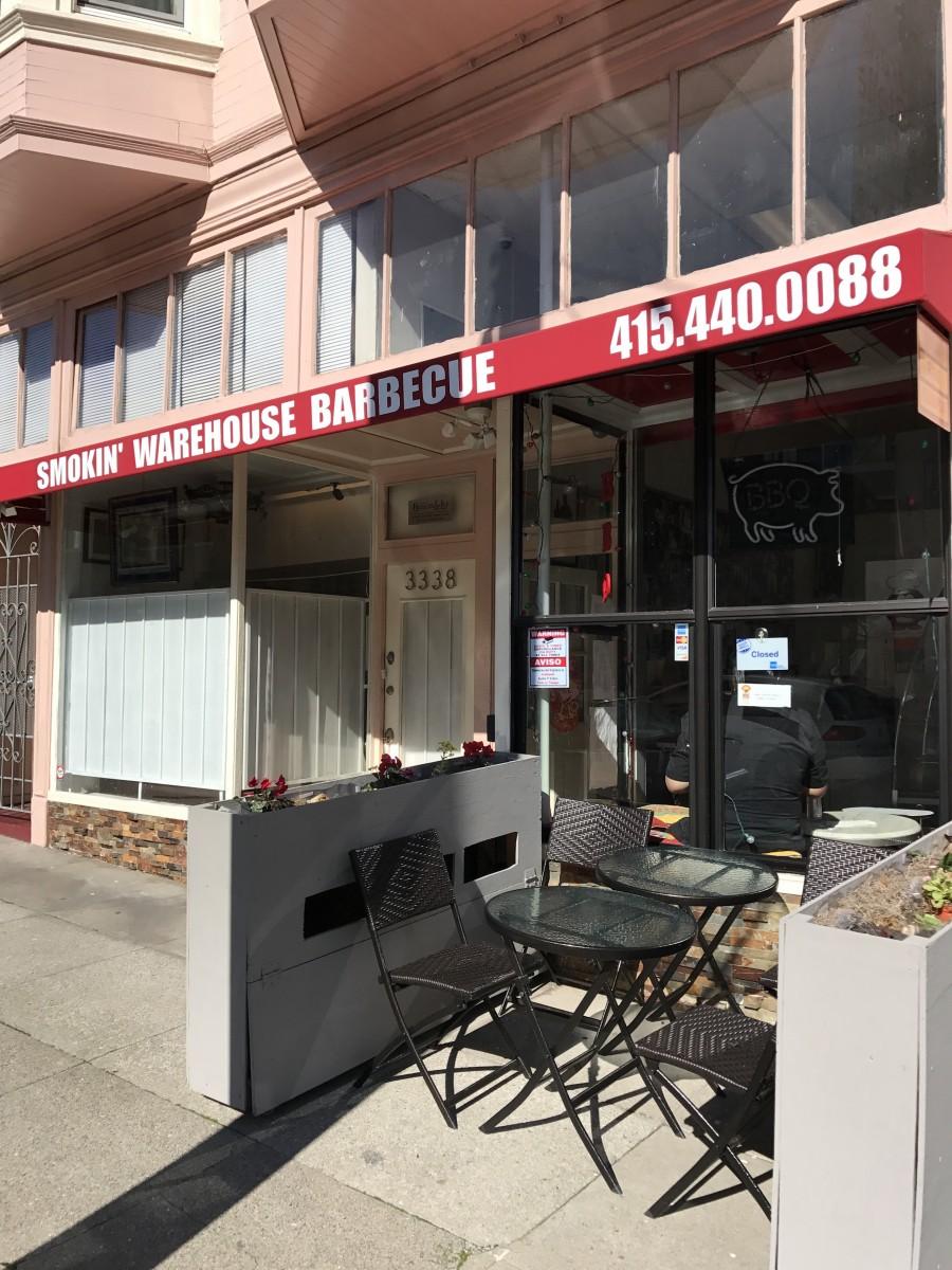 Laurel Heights San Francisco Restaurants