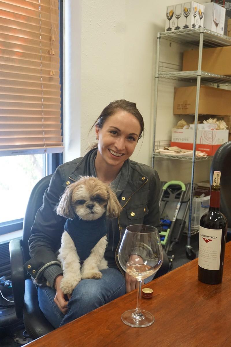Winemaker Kristina Werner
