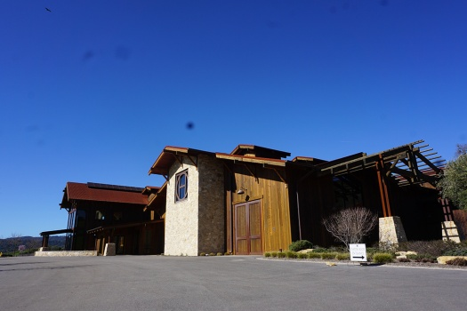 Halter Ranch One of The Most Beautiful Wineries in Paso Robles with Wines Just as Lovely