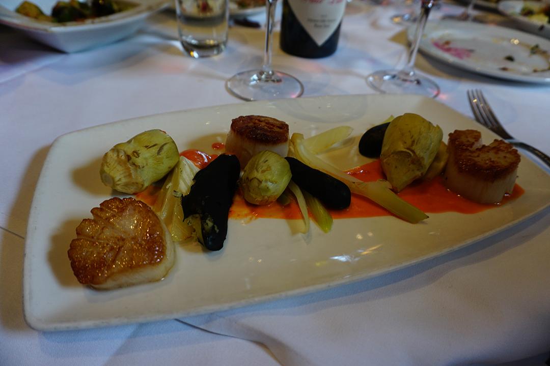 World of Pinot Noir Kosta Brown Lunch