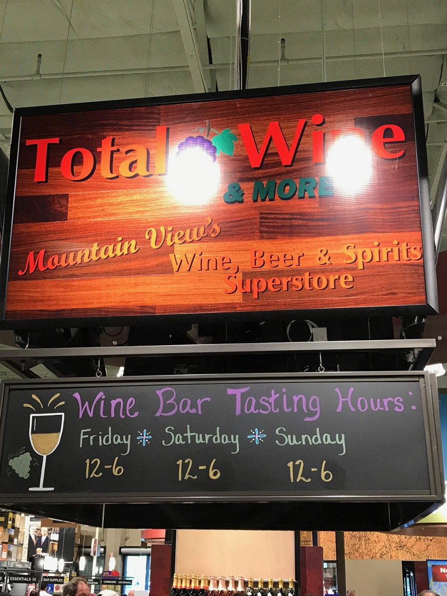 Total Wine Mountain View
